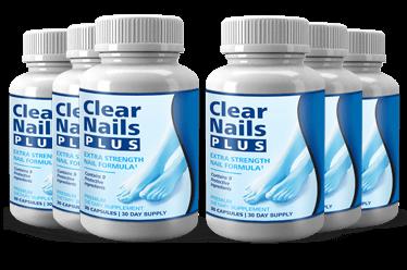 clear nail plus ingredients