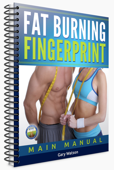 Fat Burning Fingerprint Book Scientifically Tested