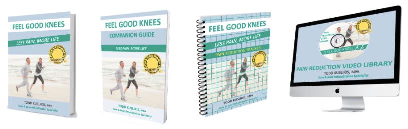 Feel Good Knees Book