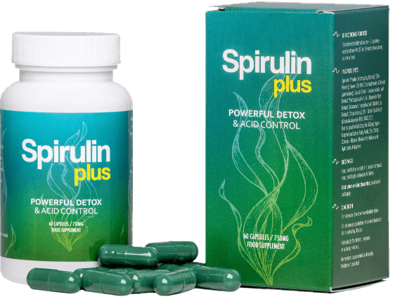 spirulin plus ingredients
