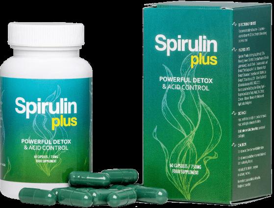 spirulin plus ingredients