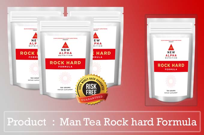 man tea rock hard formula ingredients
