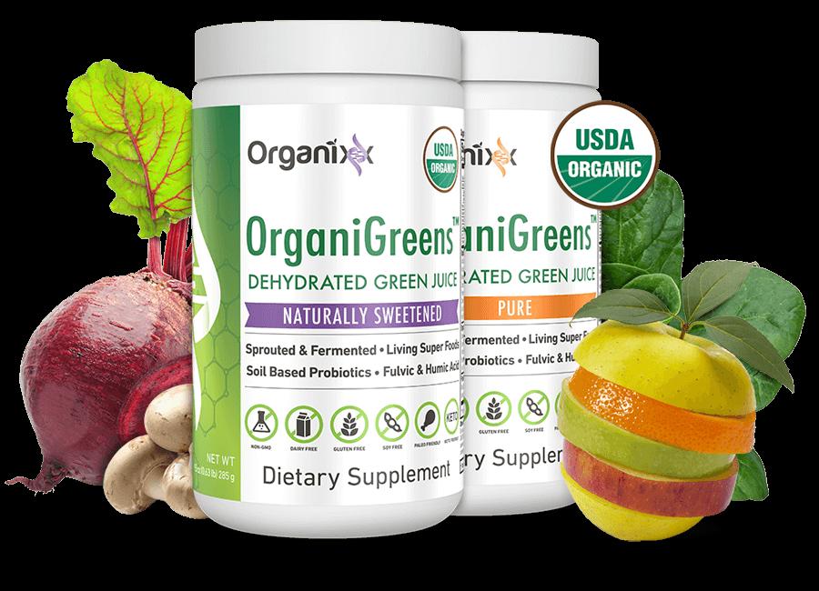 Organixx OrganiGreens Review - Is Healthy?