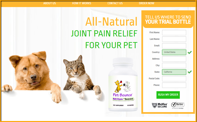 Pet Bounce Review - Pet Bounce Joint Relief for Animals!