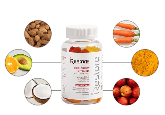 iRestore Hair Gummy Vitamins Review - Does it really works?