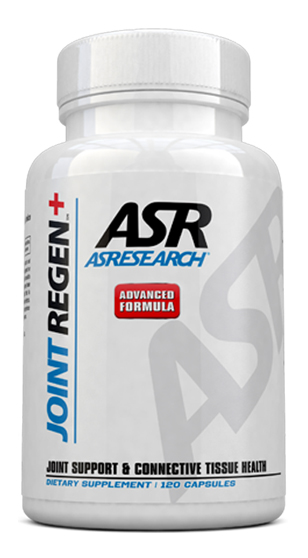 ASResearch Joint Regen Review - 100% Powerful Natural Joint Pain Support Formula