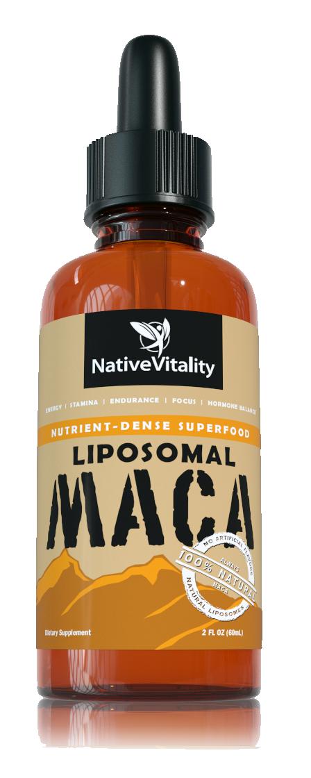 Liposomal Maca Review
