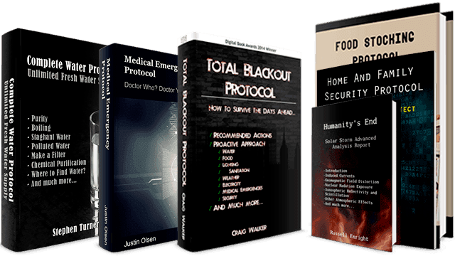 Total Blackout Protocol Book Download