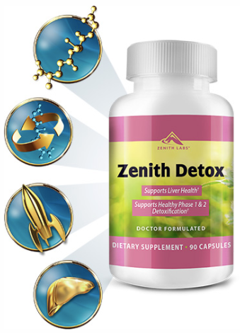 Zenith Detox Ingredients Clinically Tested