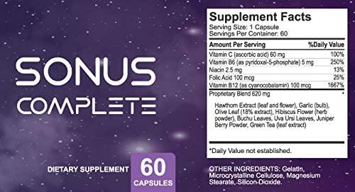 Sonus Complete Pills