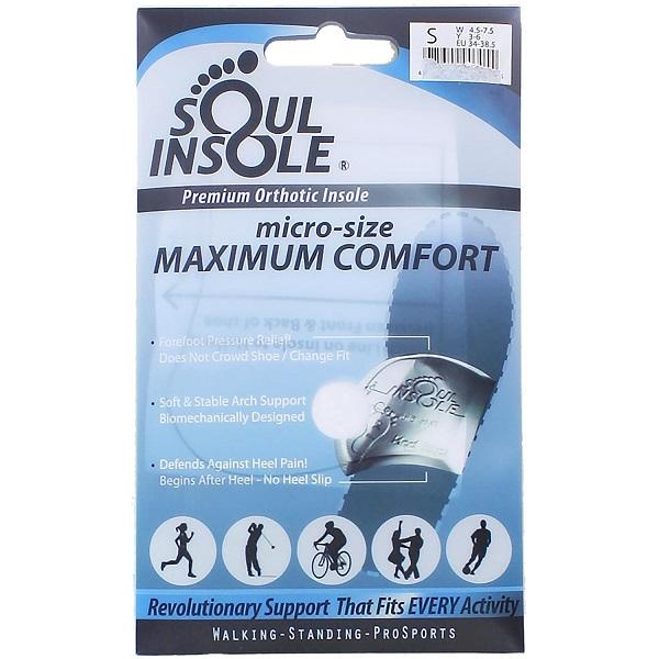 The Soul Insole Shoe Bubble Review - Comfortable?
