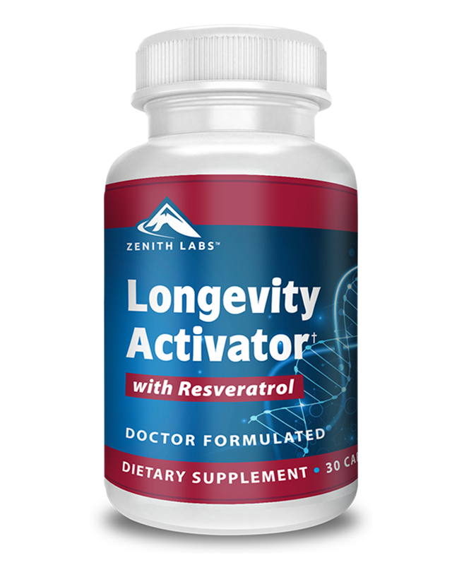 longevity activator supplement