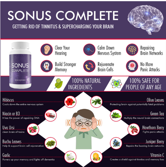 sonus complete benefits
