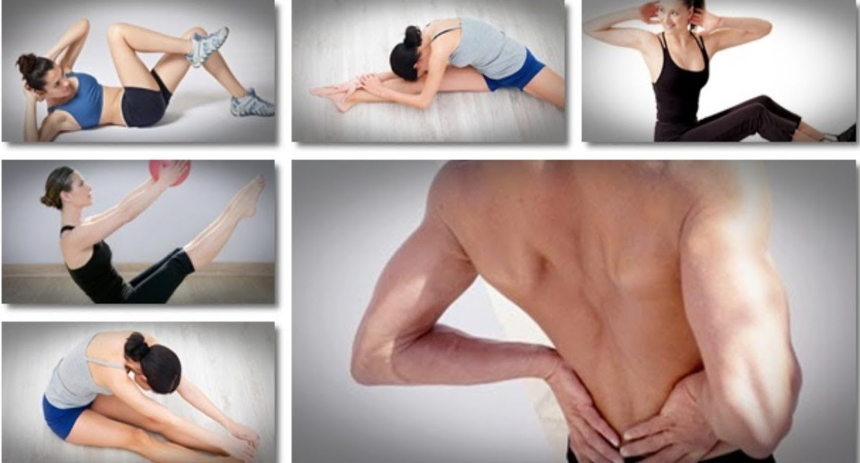 Erase My Back Pain Stretches