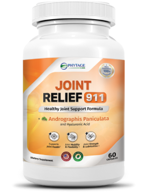 Joint Relief 911 Supplement