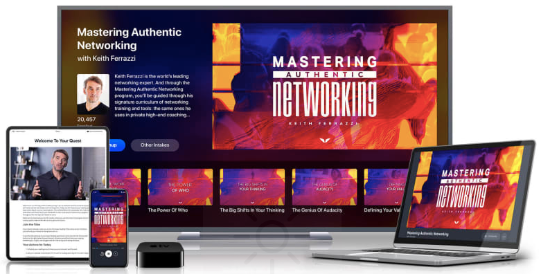 Mastering Authentic Networking Program Review