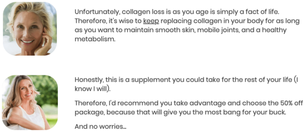 Spring of Life's Collagen Peptides Reviews