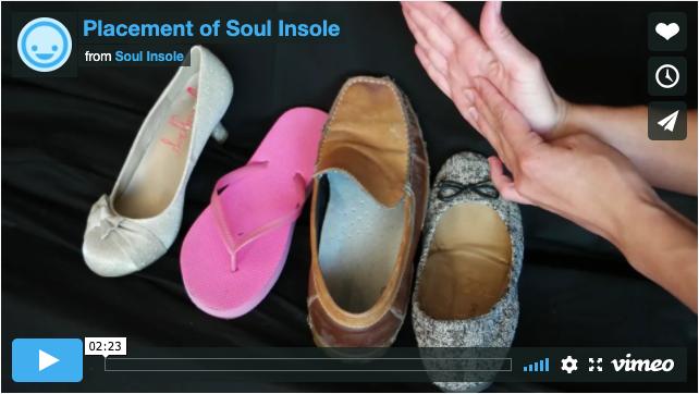 The Soul Insole Shoe Bubble Review