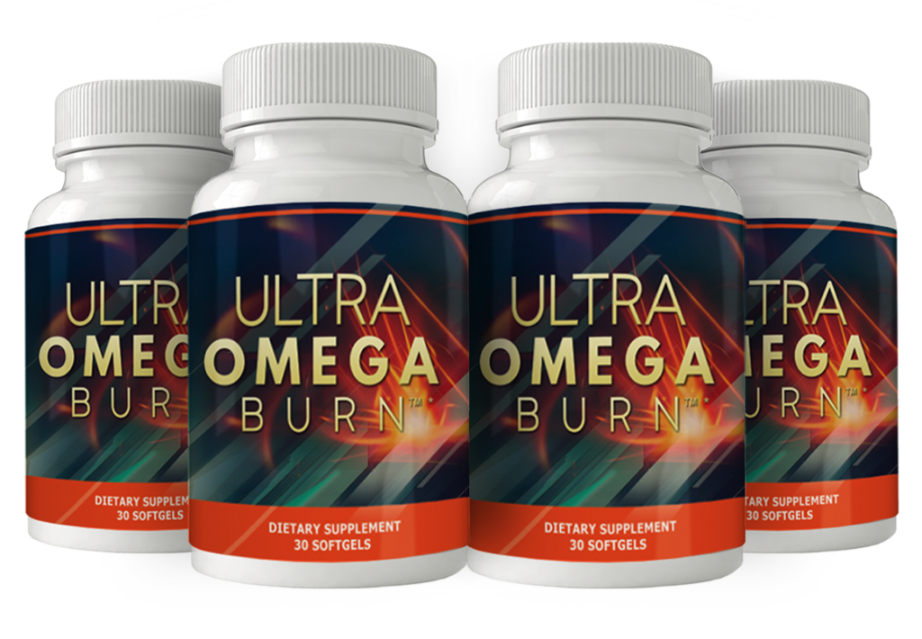 Ultra Omega Burn Pills