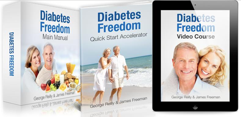 Diabetes Freedom eBook