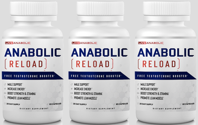Anabolic reload pills