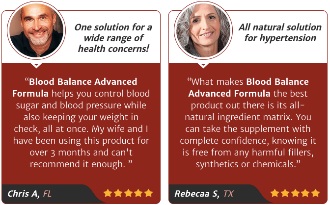 Blood Balance Advanced Formula Side Effects