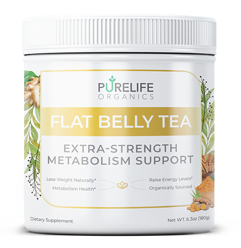 Flat Belly Tea Pills