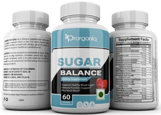 Sugar Balance Supplement