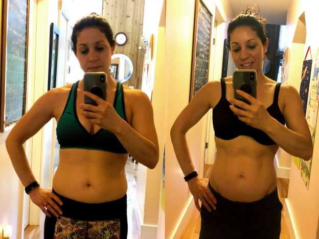 14 day Rapid Soup Diet results