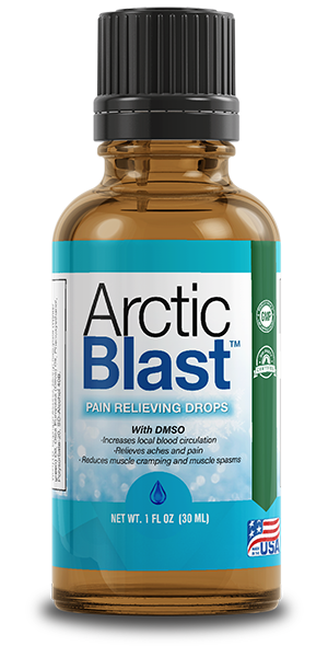 Arctic Blast Pain Relieving Drops