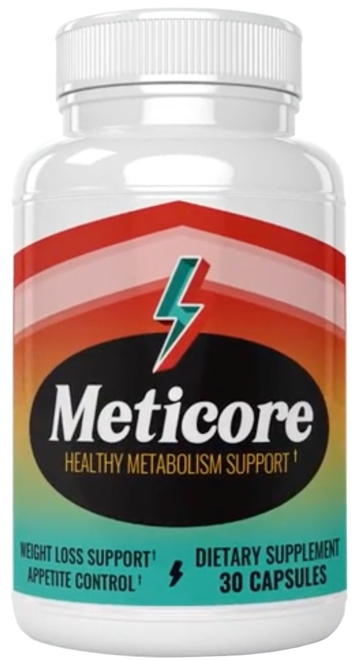 Meticore Healthy Metabolism Support Supplement