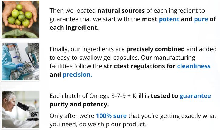 Omega 3 7 9 krill plus pills