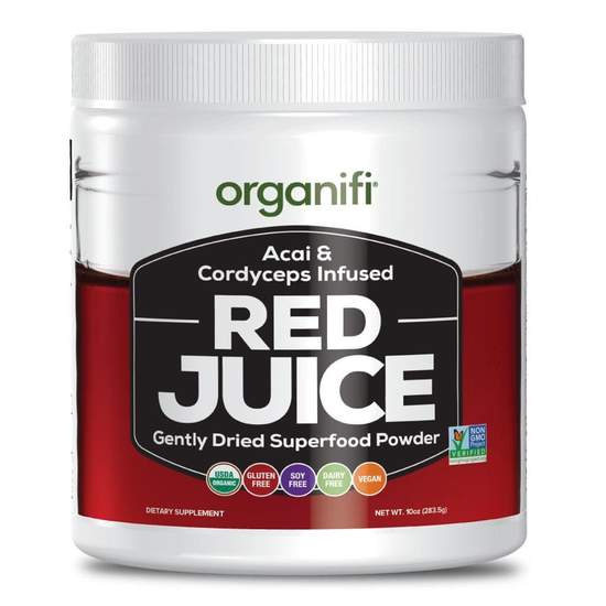 Organiif Red Juice powder