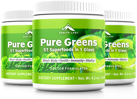 Pure Greens Reviews