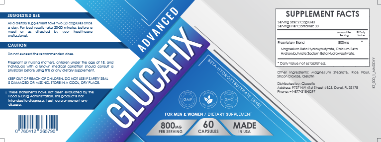 advanced glucafix