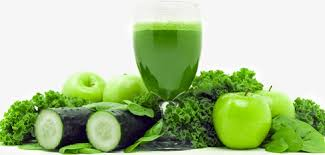 Pure greens green juice powder