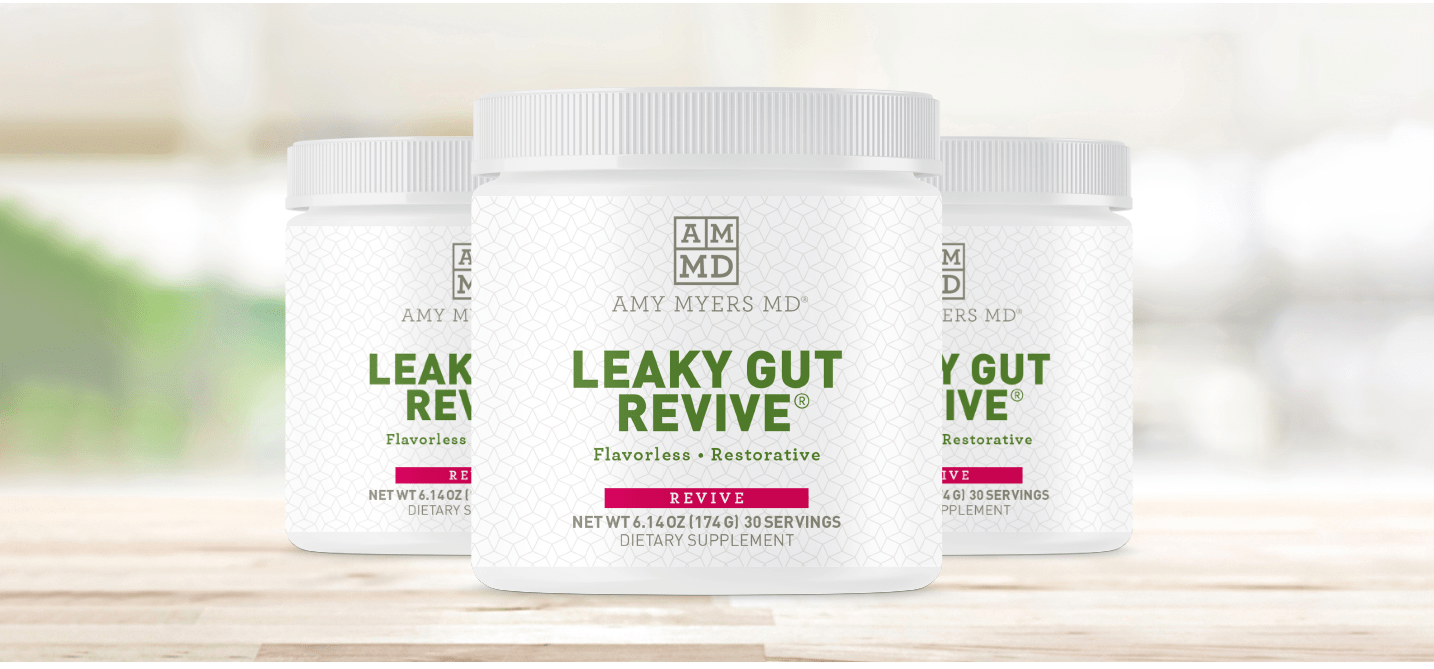 leaky gut revive pills