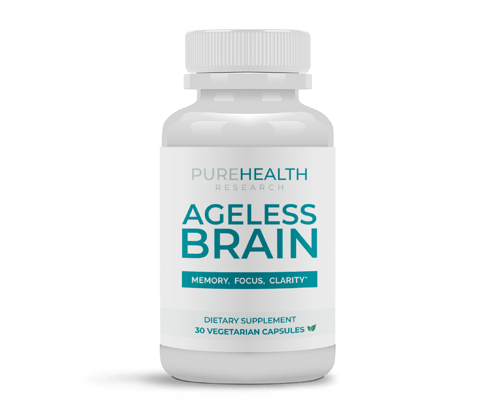 Ageless Brain Supplement