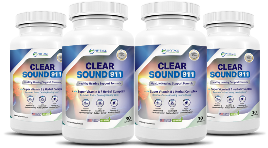 Clear Sound 911 Supplement
