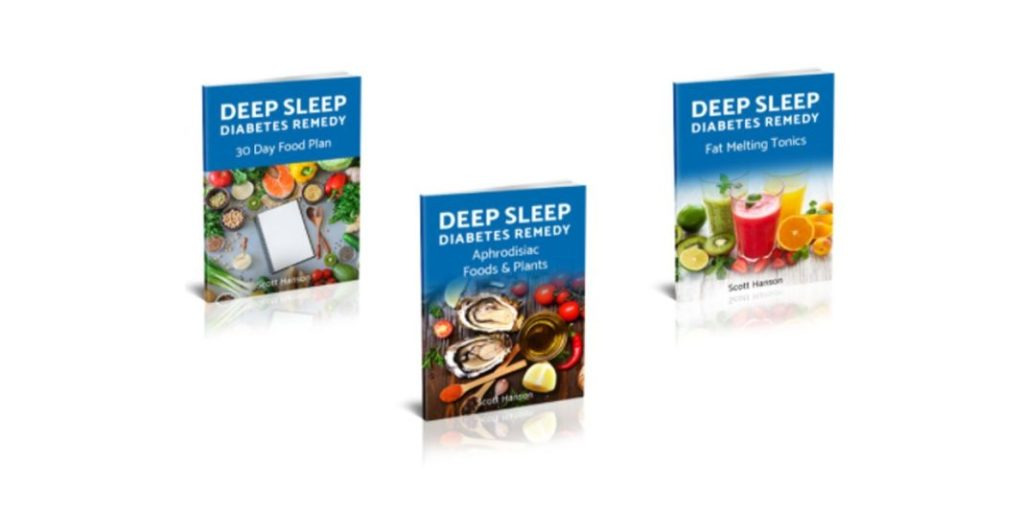 Deep Sleep diabetes remedy book book