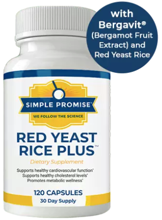 red yeast rice plus supplement
