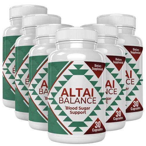 Altai Balance blood sugar support