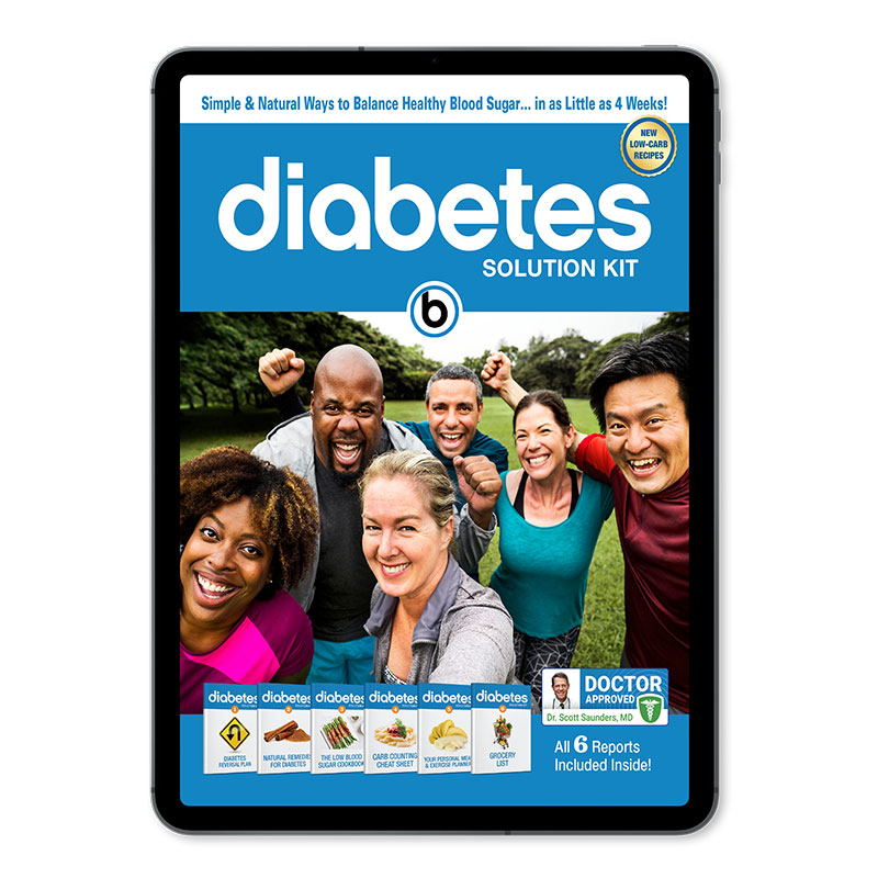 Diabetes Solution Kit Book