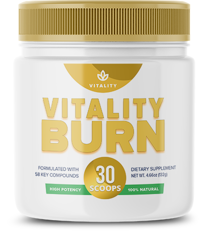 Vitality Burn Supplement