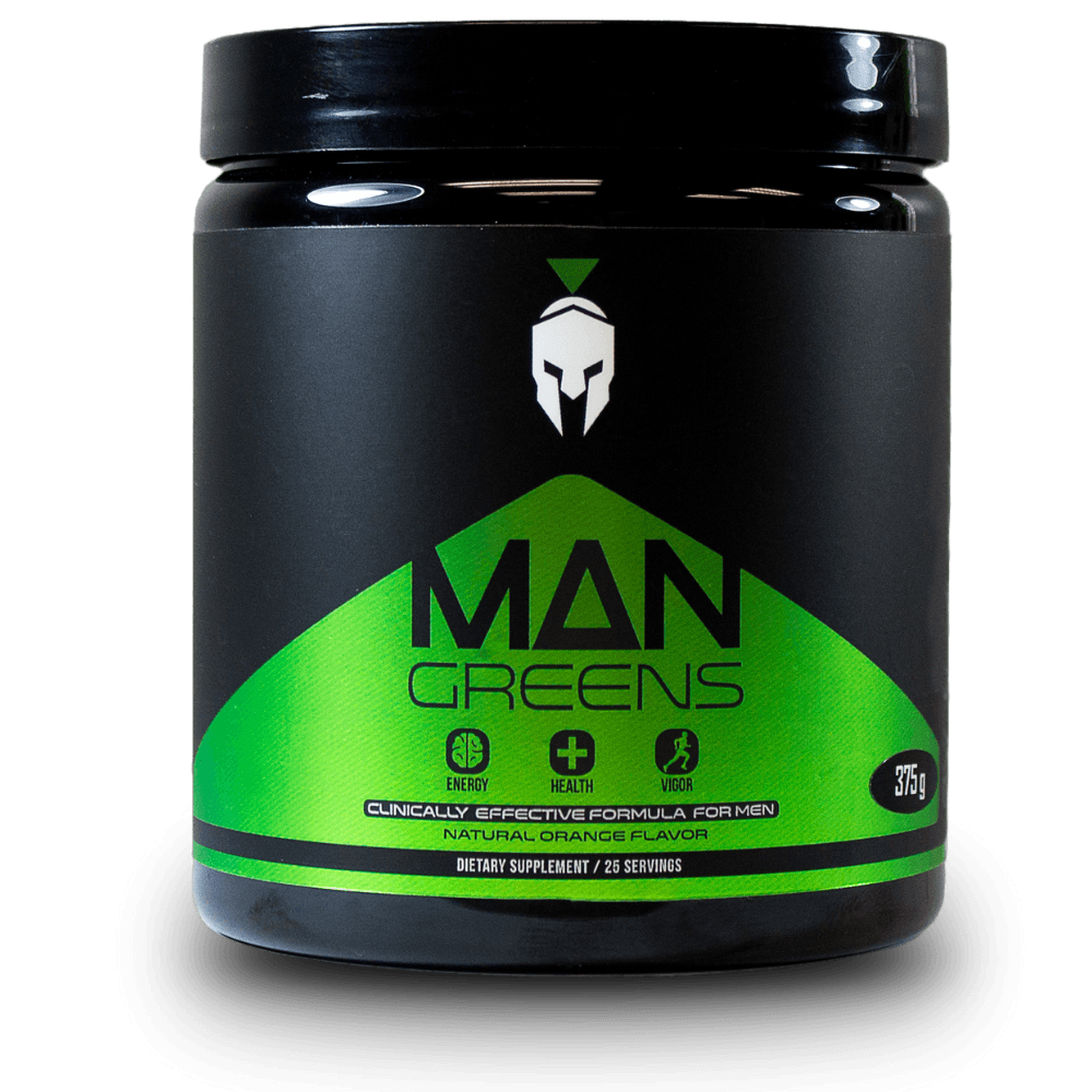 man Greens Supplement