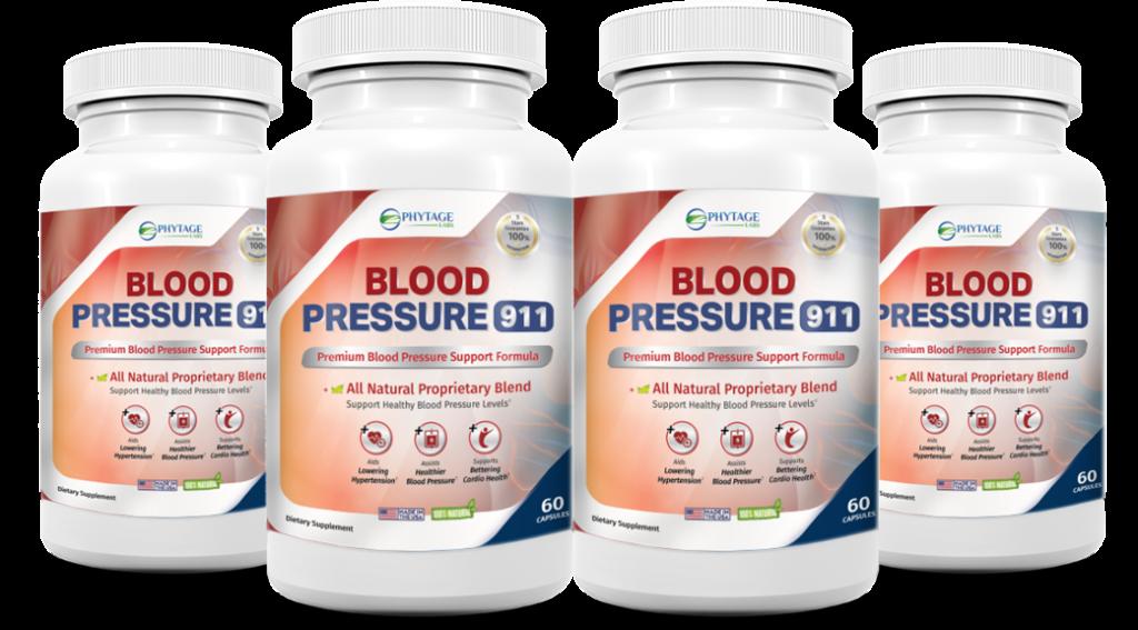 Blood Pressure 911 supplement