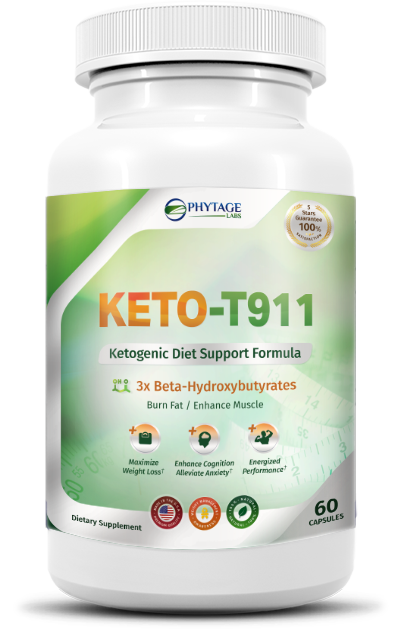 Keto T-911 supplement