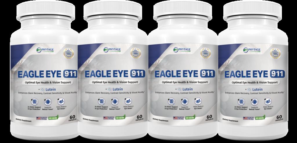 eagle eye 911 supplement