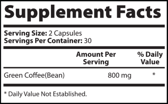 The Lean Bean Ingredients