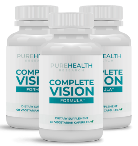 Complete Vision Formula Reviews
